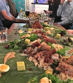 Kamayan Feast at Lamesa | Nine Unexpected Things To Do During March Break In Toronto | UrbanMoms