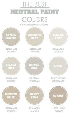 best-neutral-interior-paint-colors-via-A-Blissful-Nest1