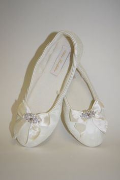 Lace Wedding Shoes  Flats by Parisxox on Etsy, $99.00