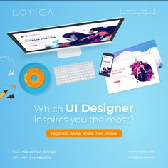 Which designer inspires you the most? Ux Designer, Web Design, Logo Design, Ui Ux, Design Inspiration, Map, Creative, Design Web, Location Map