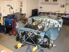 Milford Vintage Engineering Ltd: AUSTIN HEALEY 3000