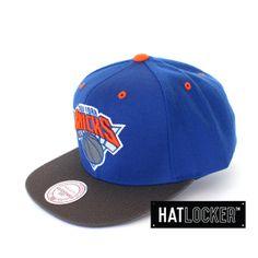 New York Knicks XL Reflective logo Snapback by Mitchell & Ness   www.hatlocker.com   $49.95 + free shipping Australia wide #snapback #mitchellness