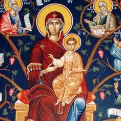 Βασιλόπιτα: Εύκολη Μοναστηριακή συνταγή - ΕΚΚΛΗΣΙΑ ONLINE Painting, Painting Art, Paintings, Painted Canvas, Drawings