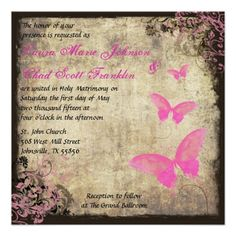 See MorePink Vintage Butterfly InvitationWe have the best promotion for you and if you are interested in the related item or need more information reviews from the x customer who are own of them before please follow the link to see fully reviews