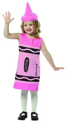 Rasta Imposta Crayola Tank Dress, 7-10, Tickle Me Pink * Click image to review more details.