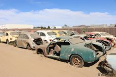 Hello VW Fans. I was in California in 2016 and visited the Interstate VW junkyard in Lake Elsinore. The junkyard...