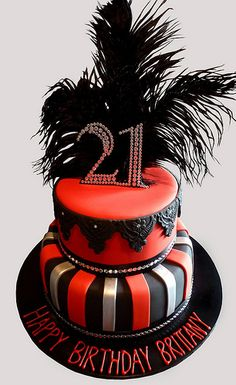 My name. And I'm turning 21 this year. I need this cake. Except maybe turquoise instead? 21st Cake, 21st Birthday Cakes, Fancy Cakes, Cute Cakes, 21st Bday Ideas, Birthday Ideas, Burlesque Party, 21st Party, Cakes For Women