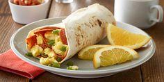 Italian Breakfast Burrito