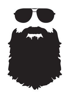 Beard With Aviator Sunglasses - U.S. Beard