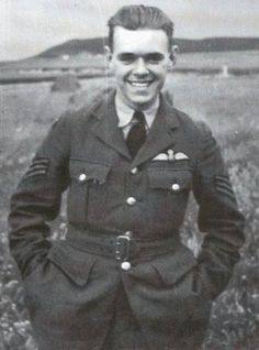 "Sgt Charlton ""Wag"" Haw was posted to No 504 Squadron RAF at RAF Wick in 10 June 1940, giving fighter protection to the naval base at Scapa Flow. The 20-year-old pilot soon made himself popular, not least through playing the piano at squadron parties. He claimed an Me 110 and force-landed at Gammons Farm, Kilmington, unhurt, on 27 September, a day after their move to RAF Filton."