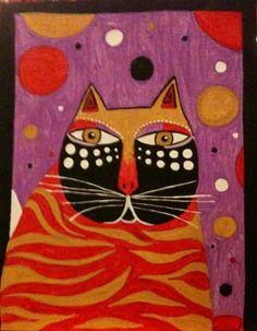 Laurel Birch Inspired Cat 1-2012 L. Scheel