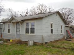 This 2 bedroom, 1 bath home is ready for a carpenter. Home sits on 10 acres m/l, with a well, electric and a metal shop building.. Located close to town. $54,900 Call Cricket at RE/MAX Host Realty, Inc. 417-934-2011