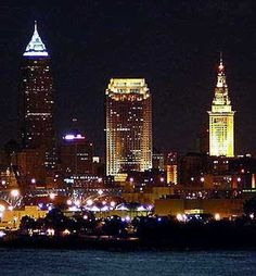 Key Tower, Cleveland Cliffs and Terminal Tower