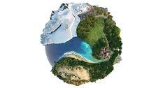 Am 22. #April ist der internationale #Tag der Mutter Erde. #welttag #dertagdes #Erde #Umweltschutz #Natur #Stadt #Land #UN