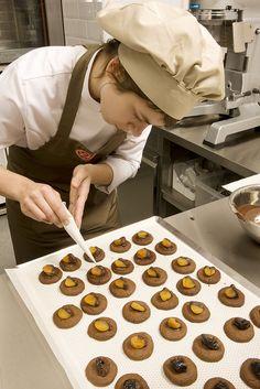 Atelier Biscuiterie Delacre Brussels