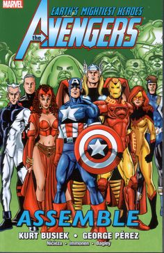 Avengers Comics | avengers assemble vol 3 - comicopia - may 2012
