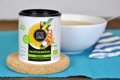 Das Must-Have, das in keiner Küche fehlen darf: die natürliche Bio-Gemüsebrühe Klassik von Little Lunch ist eine tolle Basis für Suppen, Saucen, Salate und andere herzhafte Gerichte.