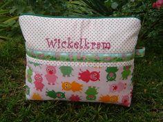 Windeltasche  Wickeltasche  Wickelkram Piggy von MAMDISIGN auf DaWanda.com