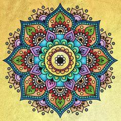 Mandala Art Lesson, Mandala Artwork, Mandala Drawing, Mandala Painting, Dot Painting, Mandala Coloring Pages, Wow Art, Mandala Pattern, Oeuvre D'art