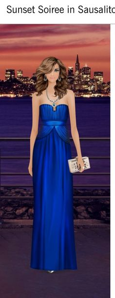 Jet Set Events Culinary Tour of San Francisco Sunset Soiree in Sausalito -Covet Fashion Game: Winner