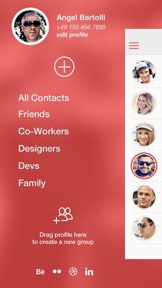 Swiss-list-full-pixels #iosz #ui #mobile