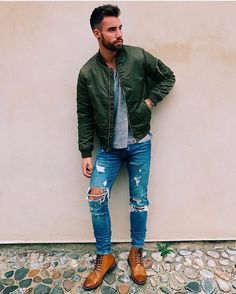 FOR YOUR INSPIRATION #fashion #style #street #streetwear #ripped #ripped #urban #stylish #savage look #inspiration #fashionlover #fashiorismo #jeans #shirt #sweatshirt #menstyle #men #mensfashion #women #womensfashion #look #outfit #savagelook #everything #street #man #men #tshirt #vest #lovestyle #love fashion #fashionist #stylist