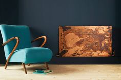 For a real WOW factor you cant get better than our Bisque Arteplano Radiator in etched copper or brass. Each model is different so you'll have an exclusive design.