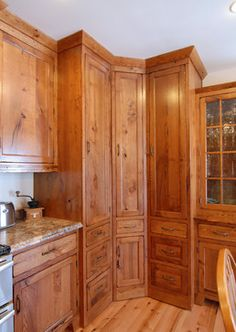 Corner Pantry Design Ideas, Pictures, Remodel and Decor