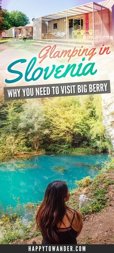 Wow - a real Slovenia must do! Glamping at the Bela Krajina region of Slovenia with Big Berry. Read on for a detailed post on why this is a travel experience unlike any other!