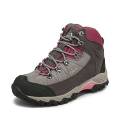 Clorts Women's Suede Uneebtex Waterproof Mid Hiking Boot Outdoor Backpacking Shoe 3B010 >>> You can get more details by clicking on the image.
