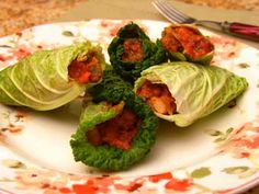 Risotto Cabbage Rolls #Recipe | Carefree Cooking Magazine