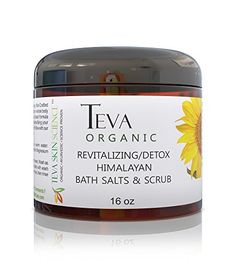 REVITALIZINGDETOX BATH SALTS  SCRUB  Natural Pink Himalayan Salt infused wOrganic Essential Oils  Botanical Extracts >>> Continue to the product at the image link.