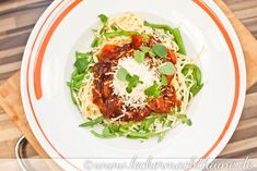 Kamut-Dinkel-Nudeln mit Bohnen, Tomaten und Marsala
