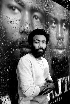 "Donald Glover Photos - Creator/executive producer/writer/director/actor Donald Glover arrives at FX's ""Atlanta Robbin' Season"" FYC Event at the Saban Media Center on June 2018 in North Hollywood, California. North Hollywood, Hollywood California, Donald Glover Atlanta, Karen Robinson, Black And White Photo Wall, Movie Black, Childish Gambino, Aesthetic Movies, Black And White Aesthetic"