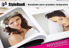 Stylebook the new wedding Book by Paraíso Digital. I love, it's symple, elegance and chipest.