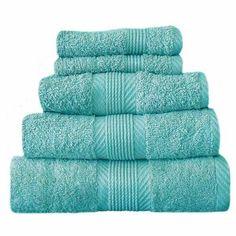 From 3.90:Catherine Lansfield Cl Home Bath Towel Aqua   Shopods.com