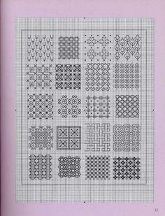 Gallery.ru / Фото #31 - B.3._Lesley Wilkins - Beginner's Guide to Blackwork - Nice-Nata-san