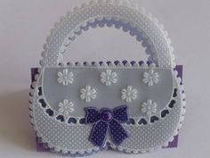 Made by Mandy Haines designed by Mary G Kerr (Parchment Craft Magazine)