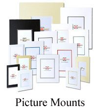 Picture & Photo Mounts