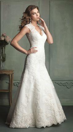 Allure Bridals Spring 2014 - Part 2 | bellethemagazine.com