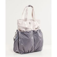 lululemon go and flow tote