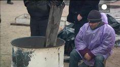 Prorrusos toman el Ayuntamiento de Mariúpol, en el sureste de Ucrania