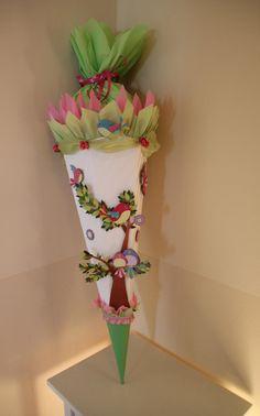 Schultüten - Schultüte  - ein Designerstück von Kindertraumland bei DaWanda