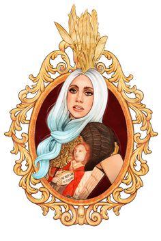 Gaga background part 3, Gaga McQueen