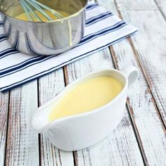 Keto Cheese Sauce (low-carb, keto, primal)