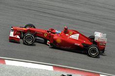 2012 Ferrari F2012 (Fernando Alonso)
