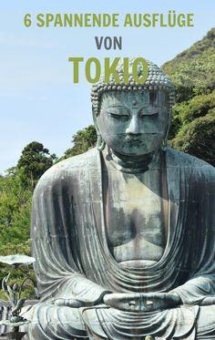 6 Spannende Ausflüge von Tokio