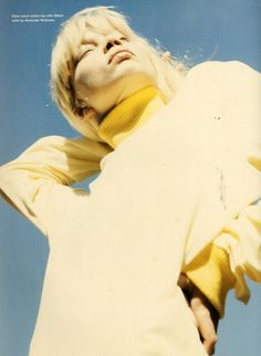 By David Sims, i-D Magazine, September 2000, via Pinterest.
