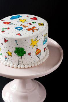 Les 356 Meilleures Images Du Tableau Layer Cake Sur Pinterest En