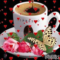 See the PicMix Good morning! Good Morning Gift, Good Morning Coffee Gif, Good Morning Beautiful Gif, Good Morning Flowers Gif, Good Morning Kisses, Good Morning Funny, Good Morning Greetings, Good Morning Images, Good Morning Quotes
